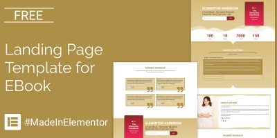 ebook-elementor-template-social