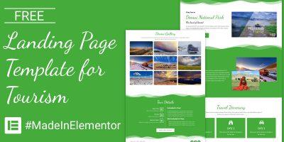 tourism-elementor-template-social